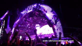 AC/DC WHOLE LOTTA ROSIE Madrid, Spain 31 May 2015