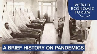 A brief history of the pandemics over the last century | COVID-19