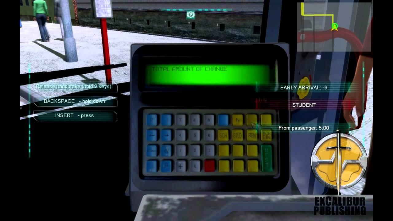 European Bus Simulator Mini Guide Part 2 Using The Cash Register You