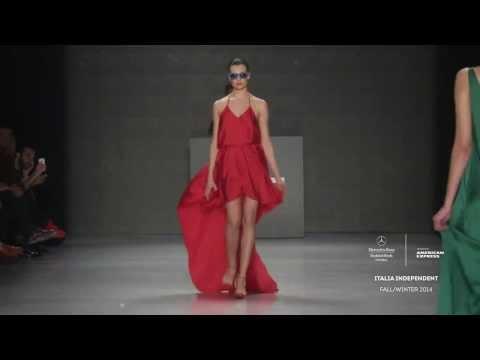 Mercedes Benz Fashion Week Istanbul - Italia Independent Fashion Show
