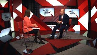 '25 лет Конституции РФ' Интервью Г.А.Зюганова (10.12.2018)