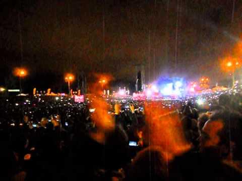 Colombia  Bogotá  Rock al parque  Molotov  Gimme the power  2014