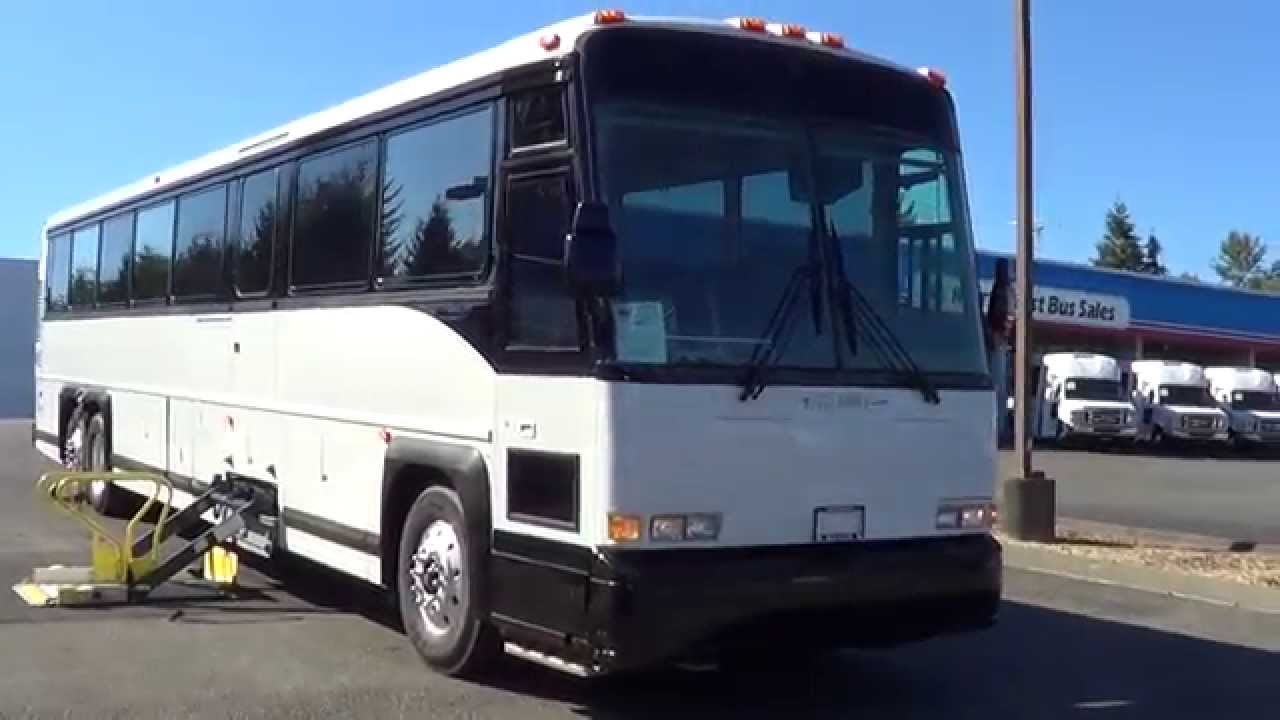Northwest Bus Sales Used 1997 Mci 102 Dl3 55 Passenger Ada