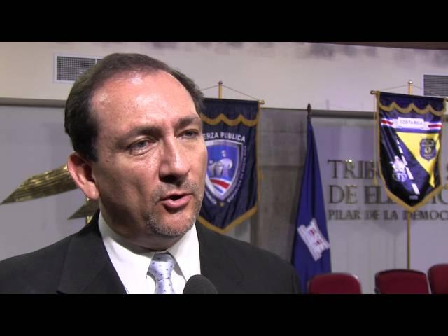 Convocatoria del TSE a elecciones municipales en Costa Rica