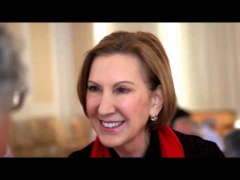 "Carly Fiorina 2016 - ""It Is Time To Take Our Country Back"""