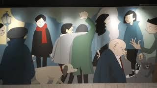 【供用開始3日前】JR東日本:横浜駅:南改札~中央南改札:改札内バリアフリールートを見てきました‼️(20/08/07)