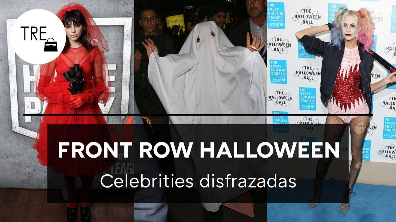 fc16d56b8 En vídeo) Disfraces originales de Halloween: las mejores ideas de ...