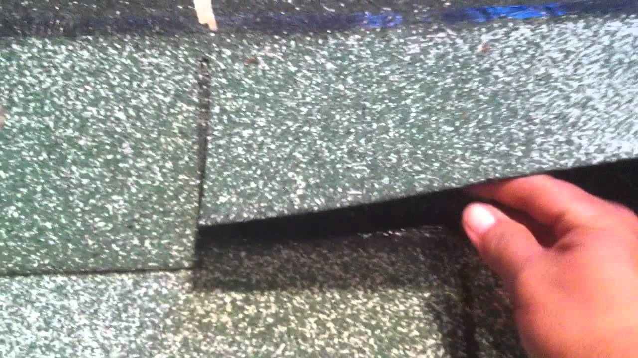 Shingle nail placement in 3 tab shingles YouTube – How To Shingle A Roof With 3 Tab