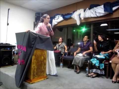 Evangelista Nanichy Rivera - Tema: Echando fuera a Jezel