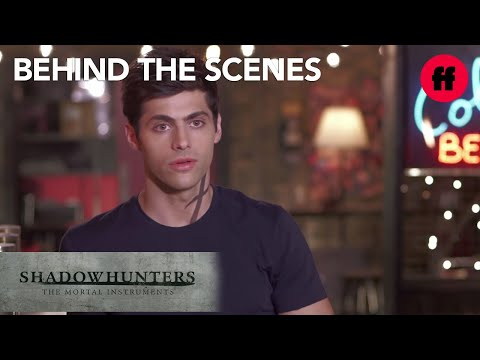 Shadowhunters | Behind the Scenes Season 2: The Hunter's Journey | Freeform