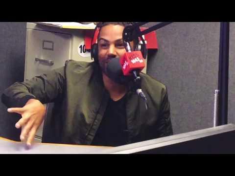 TJ Jackson on The Morning Groove