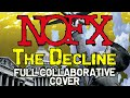 NOFX - The Decline - Collaborative cover