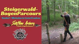Steigerwald BogenParcour in Neuhof/Michelau   SixtyNine Archery