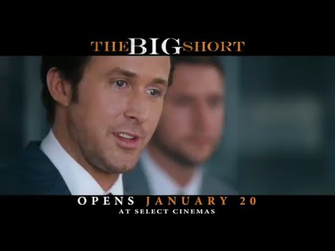 #TheBigShort in cinemas January 20!