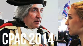 Anarchist at CPAC 2014 - Part 1
