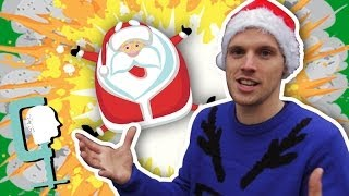12 Explosions of Christmas with Greg Foot | Head Squeeze