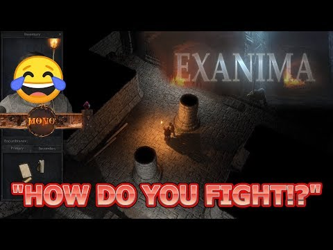 Very Difficult Physics Based RPG Roguelike - Exanima