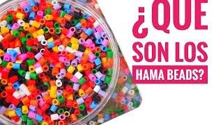 Hama beads-Pyssla | Qué son, cómo se usan y material que se necesita