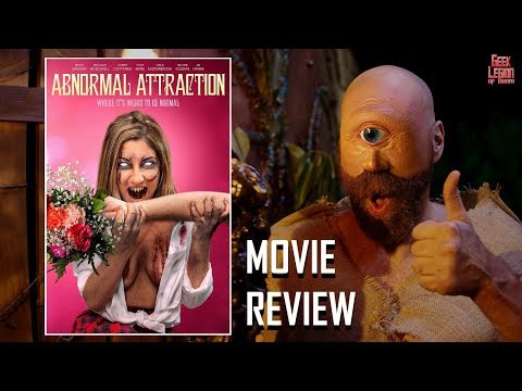 ABNORMAL ATTRACTION ( 2019 Malcolm McDowell ) Fairy Tale Horror Comedy Movie Review