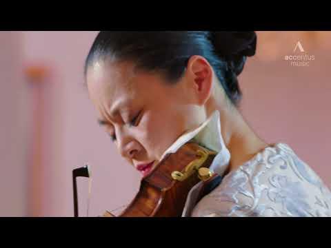 Midori plays Bach at Castle Köthen - Excerpt