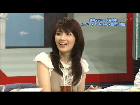 BSマンガ夜話 第34弾(2008年06月17日~19日放送分 第03夜 「ハチミツとクローバー」 羽海野チカ
