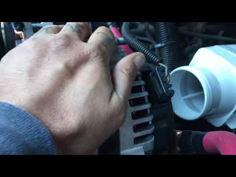 REDUCE EXCESSIVE ALTERNATOR HEAT/ install cold air fans/ cold air intake/better voltage