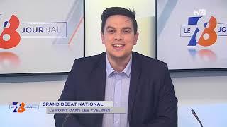 Yvelines | Grand débat national : Le point dans les Yvelines