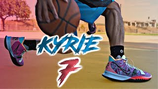 Nike Kyrie 7 Performance Review!