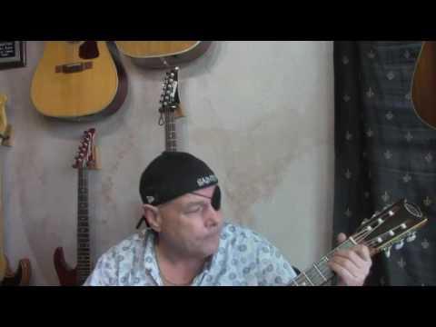 Giannini 535 Classical Guitar Demo