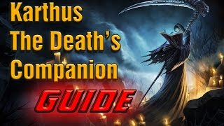 [Build Guide] How To Play Karthus [Season 6] - HE IS THE DEATH | League of Legends
