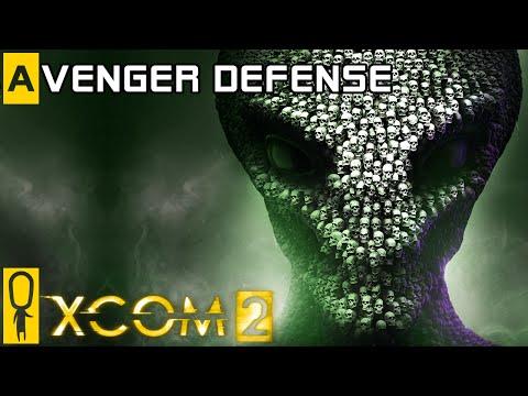 XCOM 2 - Avenger Defense Gameplay - SAVE THE AVENGER - Preview Gameplay [Legend]