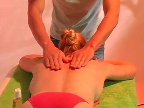 Californian Massage the basics step-by-step