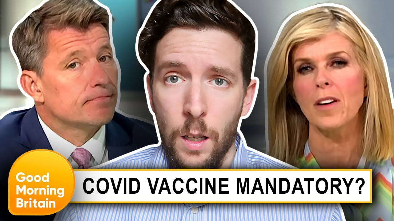 Should The COVID-19 Vaccine Be Compulsory? (Nutritionist Reacts)