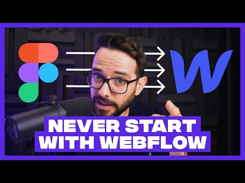 Why You Should Never Start Your Web Design Process in Webflow (Start in Figma)