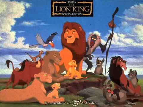 NATHAN LANE, ERNIE SABELLA, & JASON WEAVER - Hakuna Matata (OST OF DISNEY'S LION KING)