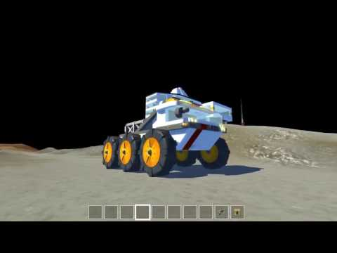 Scrap Mechanic Moon Town  EP 117  Observatory & Moon Rover World Download