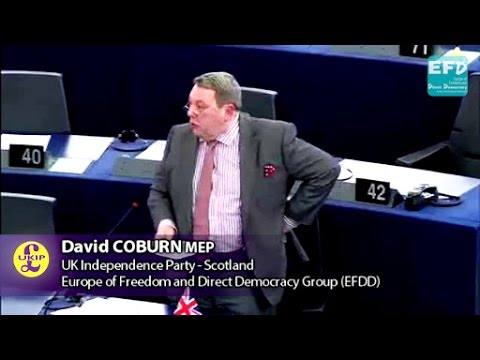 Mario Draghi and his European Central Bank are ruining this continent - David Coburn MEP