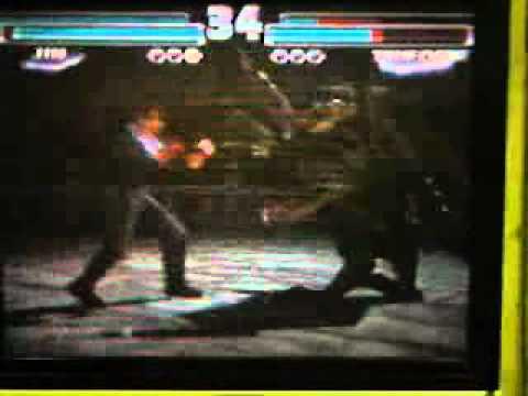 Tekken 5 Euro Dro-20mb/50mb connection listings* - Tekken