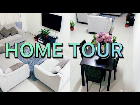 My House Tour 3bhk Flat In Qatar II Telugu Vlogs