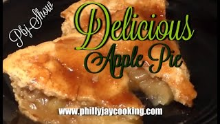 The best homemade apple pie ever: super delicious apple pie recipe