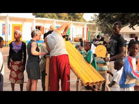 Bege playground - The Gambia Winter 2012