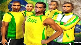 FIFA STREET 2 - DIBRADO e DIBRANDO (Gameplay PS2/XBOX/GC)