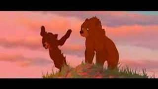 Brother Bear (Frere des ours) On my way(french) Je m