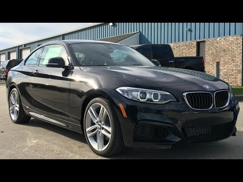 BMW Series I M Sport Full Review Start Up Exhaust - 228i bmw