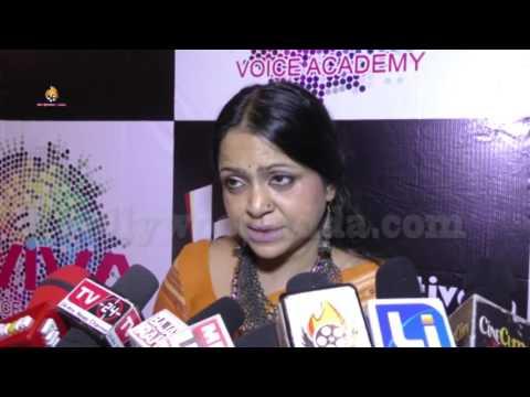 India&39;s First VOICE Academy VIVA Voice Academy - Bollywood Celebs