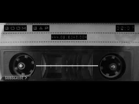 90s Oldschool Boom-bap Rap Instrumental