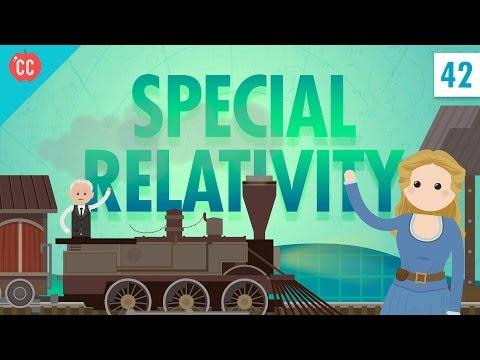 Special Relativity: Crash Course Physics #42