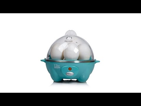 Elite Automatic Easy Egg Cooker Youtube