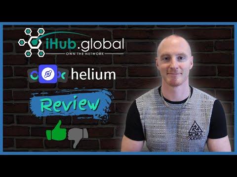 iHub Global Helium Review – Helium Hotspot HNT Mining Affiliate Program... Is It Legit?...
