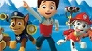 видео Игра Щенячий патруль — Спасение друзей